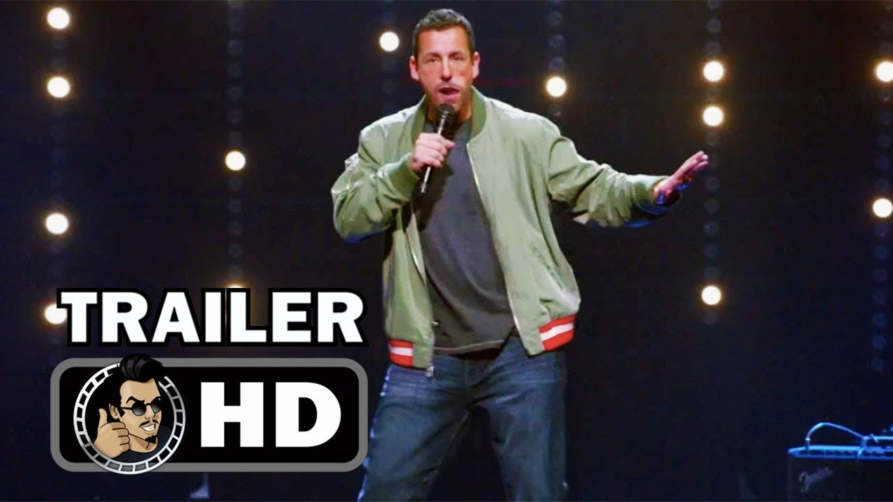 Adam Sandler's Comeback Features Chris Farley, Dan Patrick
