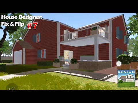 House Designer: Fix & Flip #7   THE ULTIMATE HOUSE RENOVATION! (MANSION ON BRIGEWATER DRIVE)