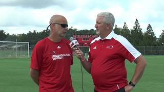 2018 Jacksonville State Soccer - Georgia Southern & Georgia State Preview