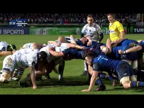 Leinster vs Montpellier   European rugby CHAMPIONS cup   FULL MATCH!