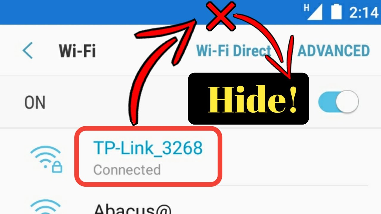 How to Hide Your WiFi Icon with Clean Status Bar! | Hide wifi network icon