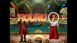 The King Of Fighters'96 Kyo-Iori-Goenitz (Secret Final)