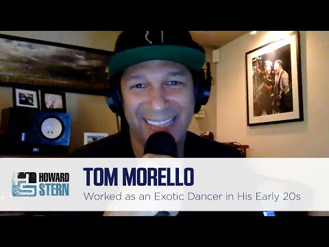 Tom Morello on His Days as a Stripper and Rage Against the Machine's Naked Protest