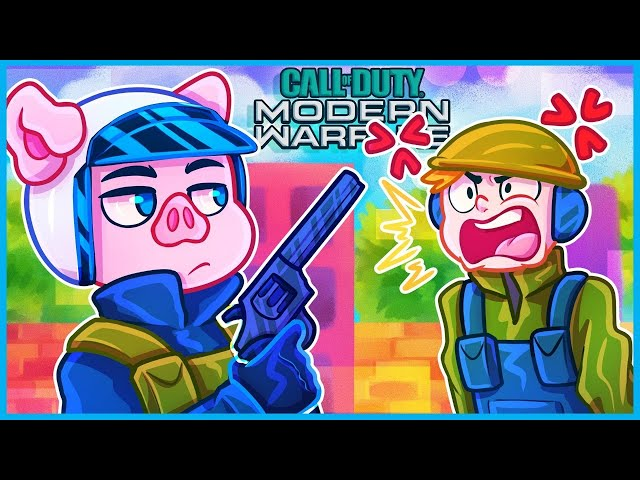 🔴 Modern Warfare but I'm not gonna rage at all...I hope...