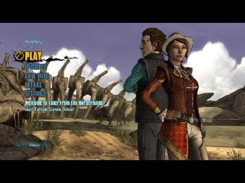 Tales from the Borderlands-End Of Chapter 1.  