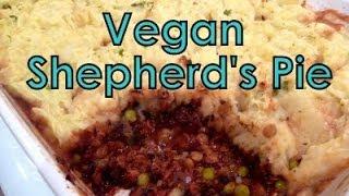 Vegan Shepherd's Pie! (rawtill4)