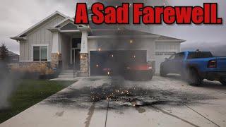 Saying Goodbye.