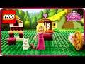 ♥ LEGO Disney Princess - Sleeping Beauty's Aurora & Bunny Magic Build Movie