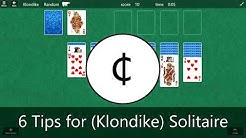 6 Tips for Solitaire