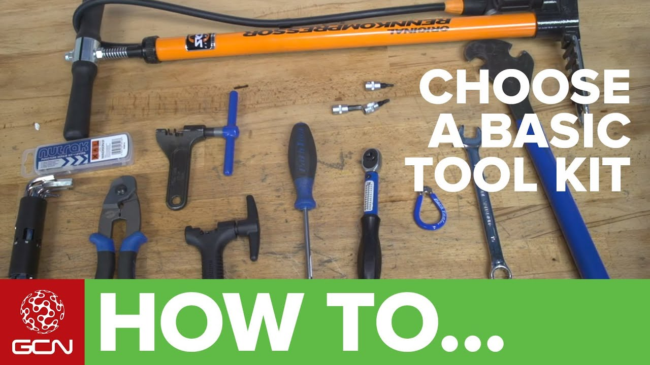 b2d569b3171 How To Choose A Basic Bike Tool Kit - Bicycle Maintenance - YouTube