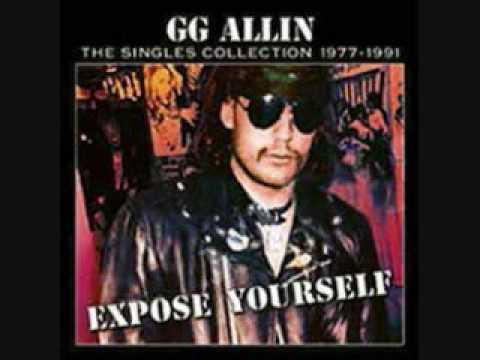 GG Allin - When I Die