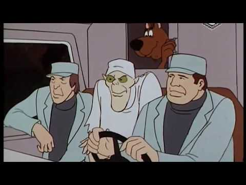 The Scooby-Doo Show | Fantoma Doctorului Nebun (Clip Final)