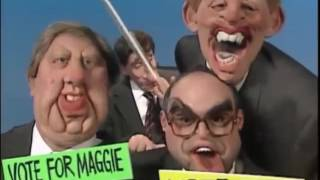 Spitting Image - The Fall of Margaret Thatcher