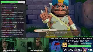 Givin' Games a Chance LIVE: Wonder Boy Asha in Monster World