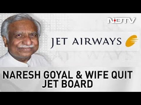 Jet Airways Founder Naresh Goyal Resigns