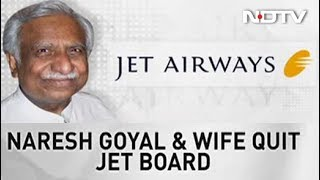 Jet Airways Founder Naresh Goyal Resigns