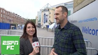 Mark Schwarzer exclusive interview: On Chelsea