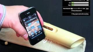 iBamboo Speaker - Sound test drive