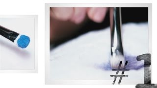 Instant Artistry: Cleaning Your Brushes Thumbnail