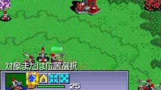 Mech Platoon Planet Lichen Mission 3 GamePlay