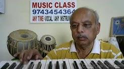 "Aa Ravi Jarida""GARUDA REKHE""kannada KEYBOARD Instrumental Music"