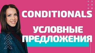 Conditionals - Условные предложения в английском языке (Conditional Sentences)