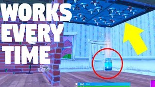 The Easiest Way To Get Trap Eliminations In Fortnite Battle Royale