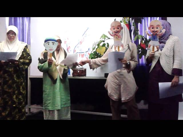 Upin ipin the kohort 6 (teachersue1982) Travel Video