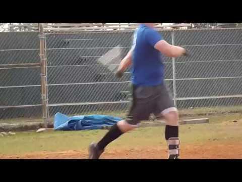 Will Clark (Downtown Dodgers) - Homerun BP Swing