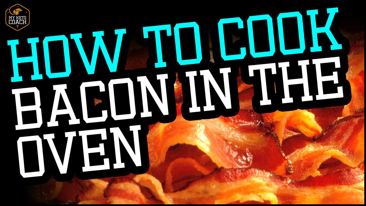 How To Cook Bacon In The Oven  Baking Bacon To Perfection