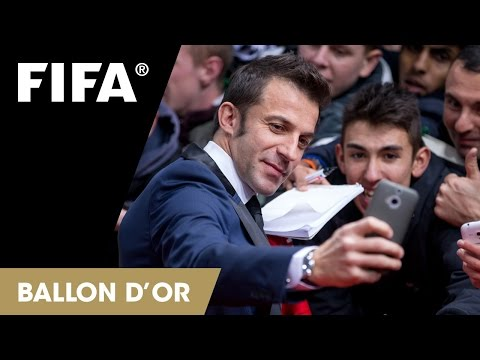 HIGHLIGHTS: Red Carpet - FIFA Ballon d'Or 2014