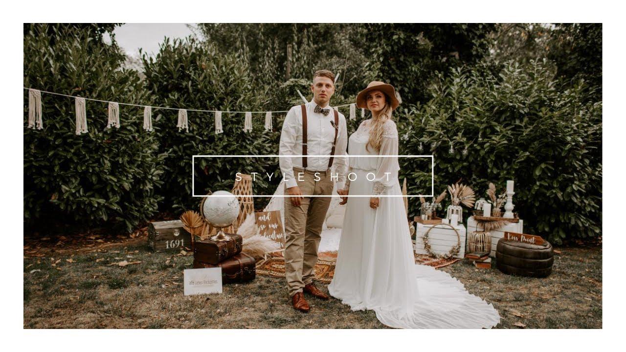 Styleshoot   Boho Wedding   Videography