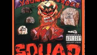 Gambar cover Young Murder Squad - 3 G'Z on d'Z
