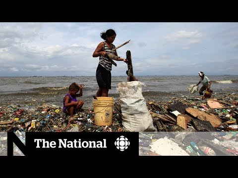 CBC News: The National: G7 meets in Halifax to promote ocean plastics charter