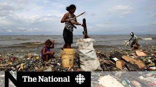 G7 meets in Halifax to promote ocean plastics charter