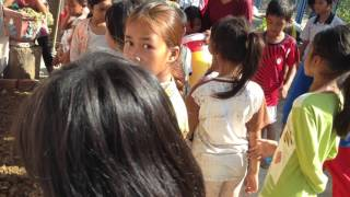 learning life skill of the poor and orphan children