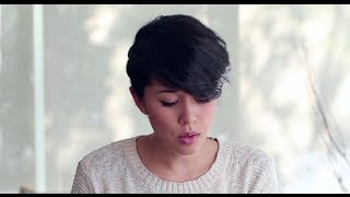 Say Something - A Great Big World & Christina Aguilera (Official Music Cover) by Kina Grannis