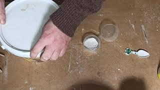 Как сделать меловые краски своими руками. Три способа.