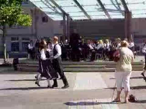 Luxembourg Dancers at Differdange