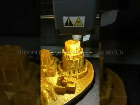 ❤️ 3D printing here's 16 mins of your life you won't get back but it's mesmerising
