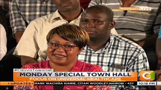 MONDAY SPECIAL TOWN HALL | State of health in Mombasa County [Part 1]