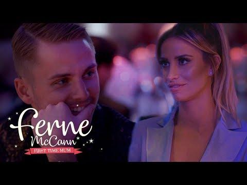 Ferne Gets Her Flirt On with Charlie Brake | Ferne McCann: First Time Mum