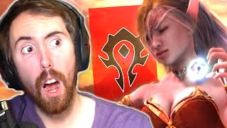 Asmongold Plays The First Horde Quiz - Andquotwho Wants To Be A Millionaireandquot In World Of Warcraft