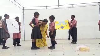 Rakhi festival celebrations in Nalanda Techno School pulivendula, August 2019