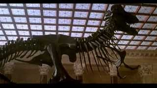 Godzilla (1998) teaser A - 'Museum'