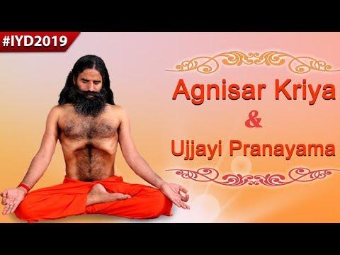 Ujjayi Pranayama & Agnisar Kriya | Swami Ramdev