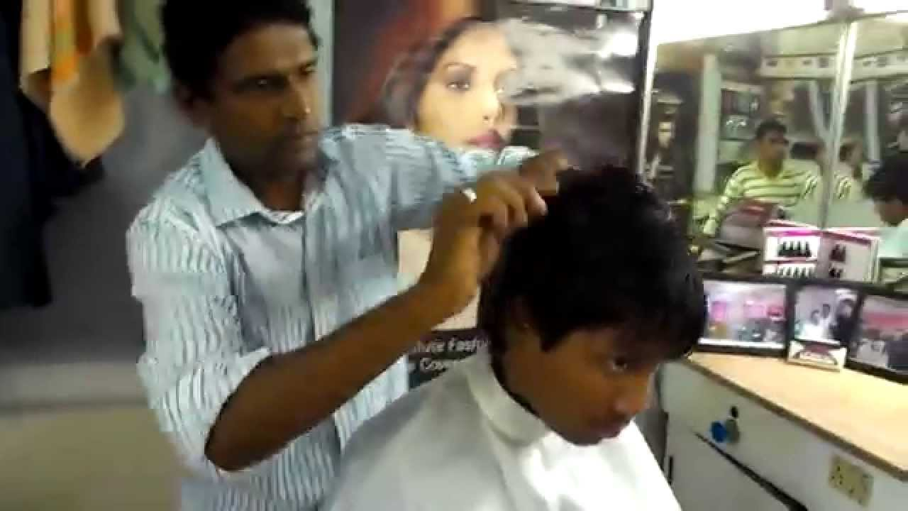 Top Hair Stylists : best hair stylist in India Hyderabad - YouTube