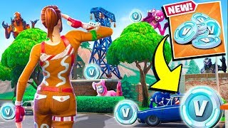 "FIND The V-BUCKS! ""NEW MODE"" to TIME of FORTNITE!"
