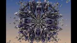 mandelbulb 3d fractal animation hd