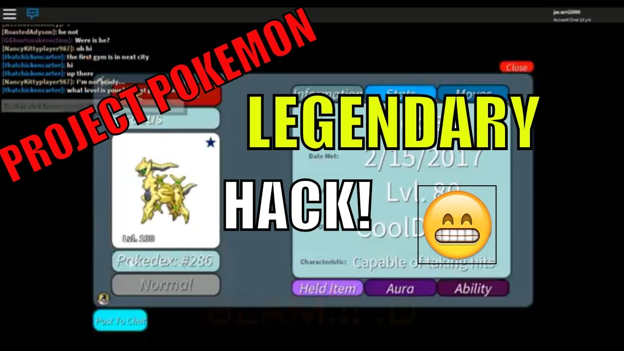 How To Get Legendary Pokemon In Project Pokemon Arceus Cheatshack Roblox - roblox project pokemon fastest easiest way to upload